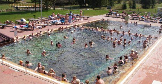 Termálne bazény Oravice